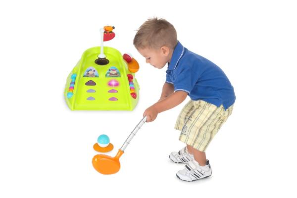 chicco mini golf club fit fun achat vente jeu de. Black Bedroom Furniture Sets. Home Design Ideas