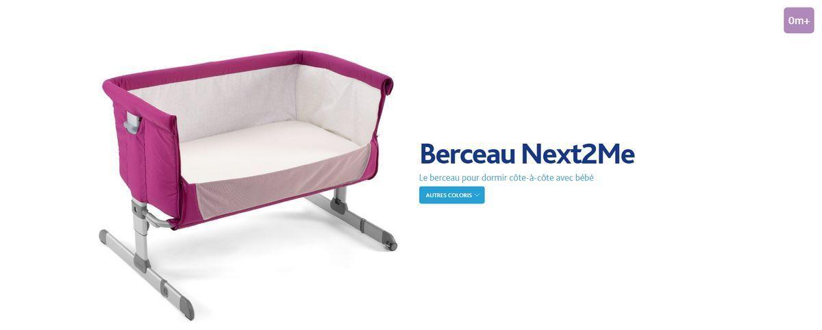 chicco berceau cododo next 2 me fuchsia fushia achat vente berceau et support 8058664022731. Black Bedroom Furniture Sets. Home Design Ideas