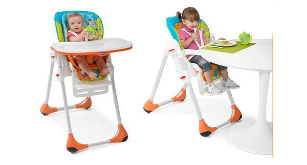 Chicco chaise haute evolutive polly 2 in 1 timeless - A quel age met on bebe dans une chaise haute ...