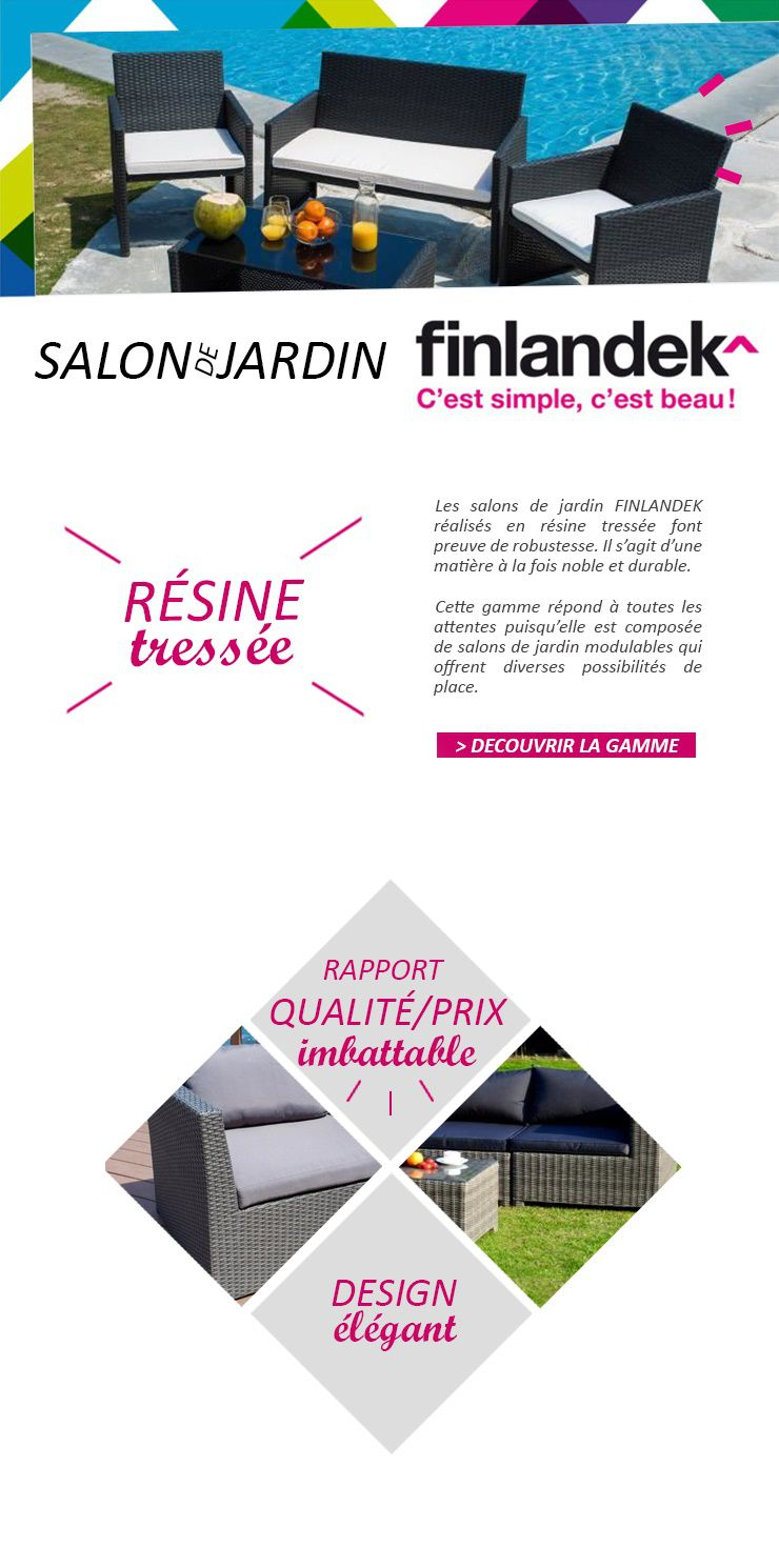 Best Salon De Jardin Resine De Qualite Gallery - Amazing House ...