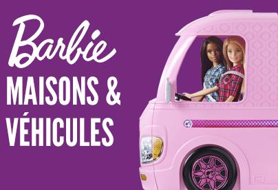 Barbie Maisons & Véhicules