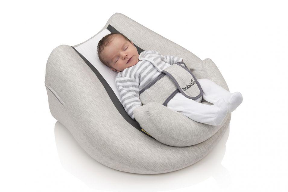 Babymoov plan inclin ergonest beige achat vente plan - Plan incline avec ceinture de maintien ...
