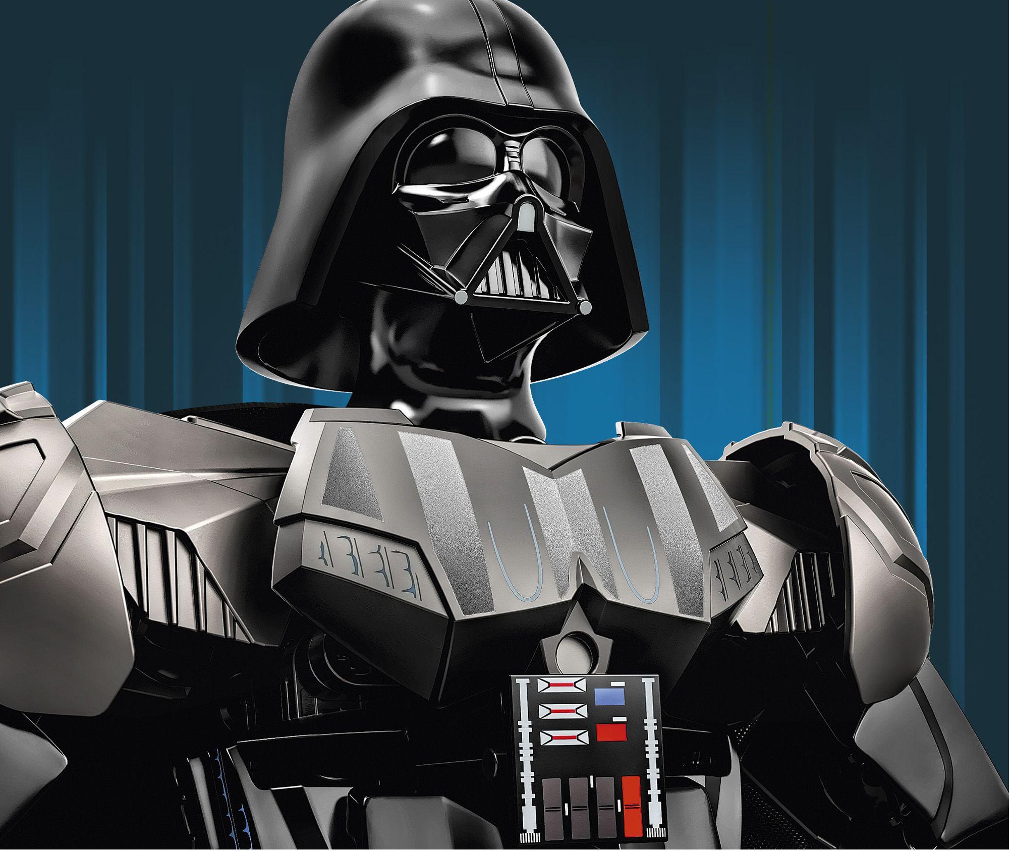 Lego star wars 75111 figurine dark vador achat vente - Photo dark vador ...