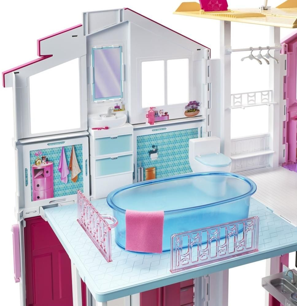 Barbie maison de luxe achat vente accessoire poup e for Achat maison luxe