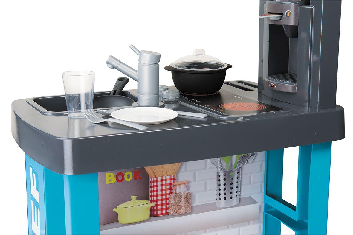 smoby cuisine bon app tit achat vente dinette cuisine cdiscount. Black Bedroom Furniture Sets. Home Design Ideas