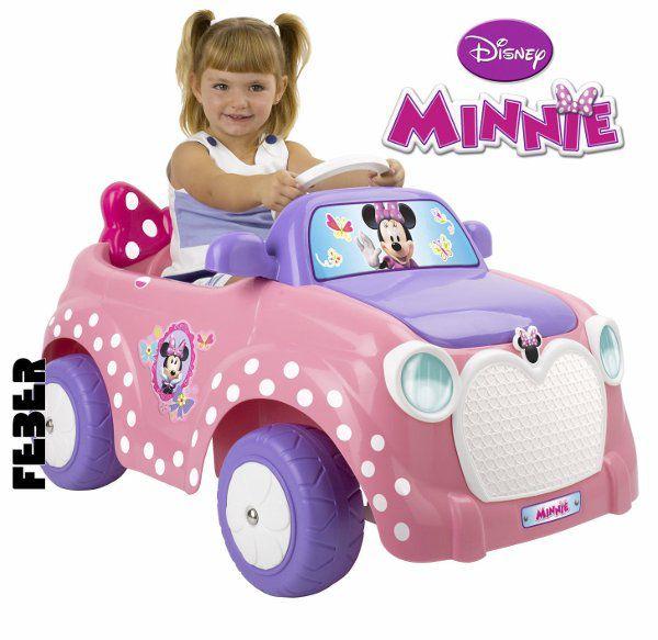 minnie voiture enfant electrique 6v achat vente voiture enfant cdiscount. Black Bedroom Furniture Sets. Home Design Ideas