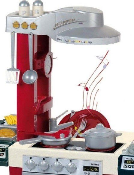 miele cuisine enfant sonore petit gourmet achat vente dinette cuisine cuisine sonore miele. Black Bedroom Furniture Sets. Home Design Ideas