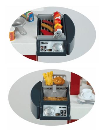 klein cuisine miele n 1 avec toque et tablier achat vente dinette cuisine soldes cdiscount. Black Bedroom Furniture Sets. Home Design Ideas