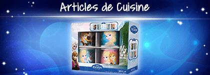 Articles de cuisine Disney