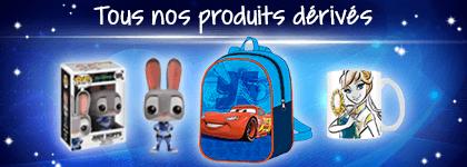 Produits dérivés Disney