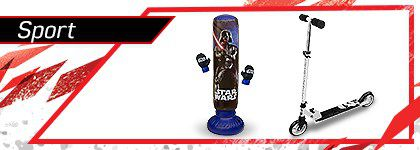 Articles de Sport Star Wars