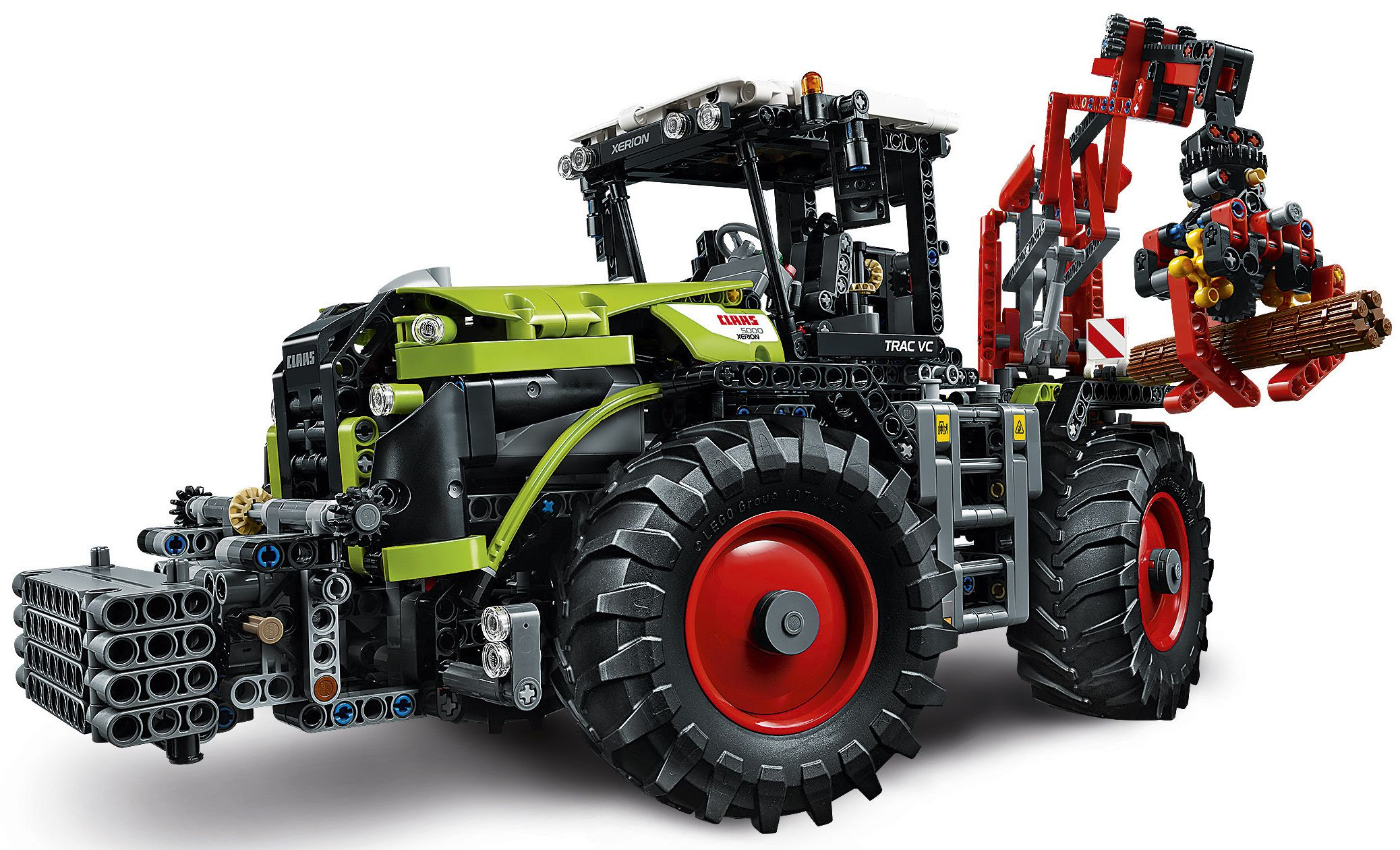 lego technic 42054 claas xerion 5000 trac vc achat vente assemblage construction cdiscount. Black Bedroom Furniture Sets. Home Design Ideas
