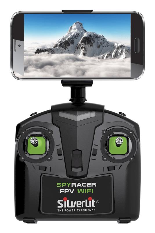 SILVERLIT DRONE SPY RACER FPV