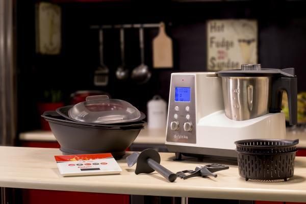 Kitchencook robot cuiseur cuisio pro v3 achat vente robot multifonction - Nouveau robot cuiseur ...