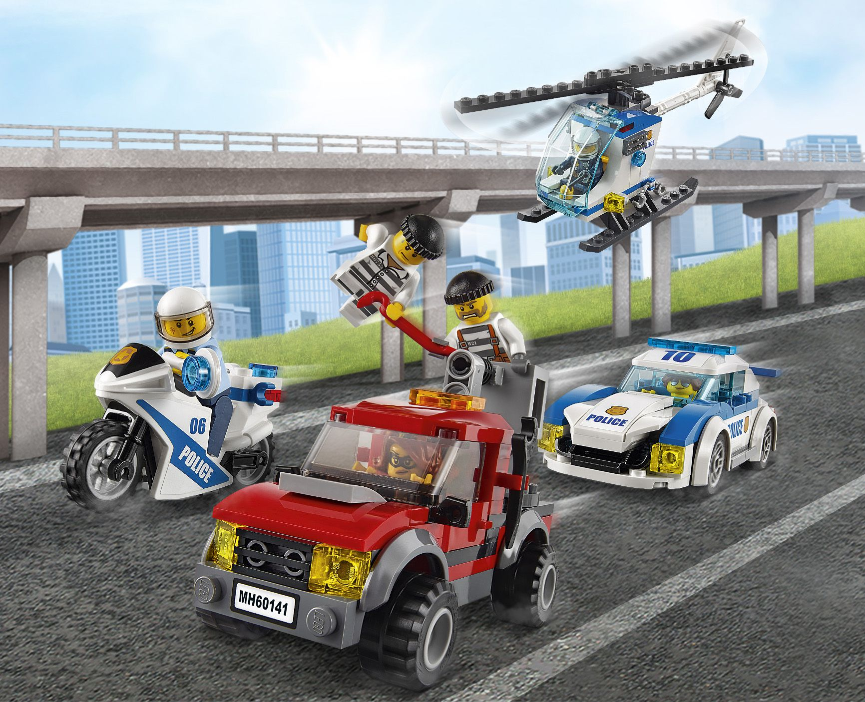 All About Amazoncom Lego City Police Station 60141 Cool Toy For