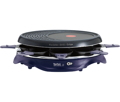 tefal re511412 appareil raclette simply invents 8. Black Bedroom Furniture Sets. Home Design Ideas