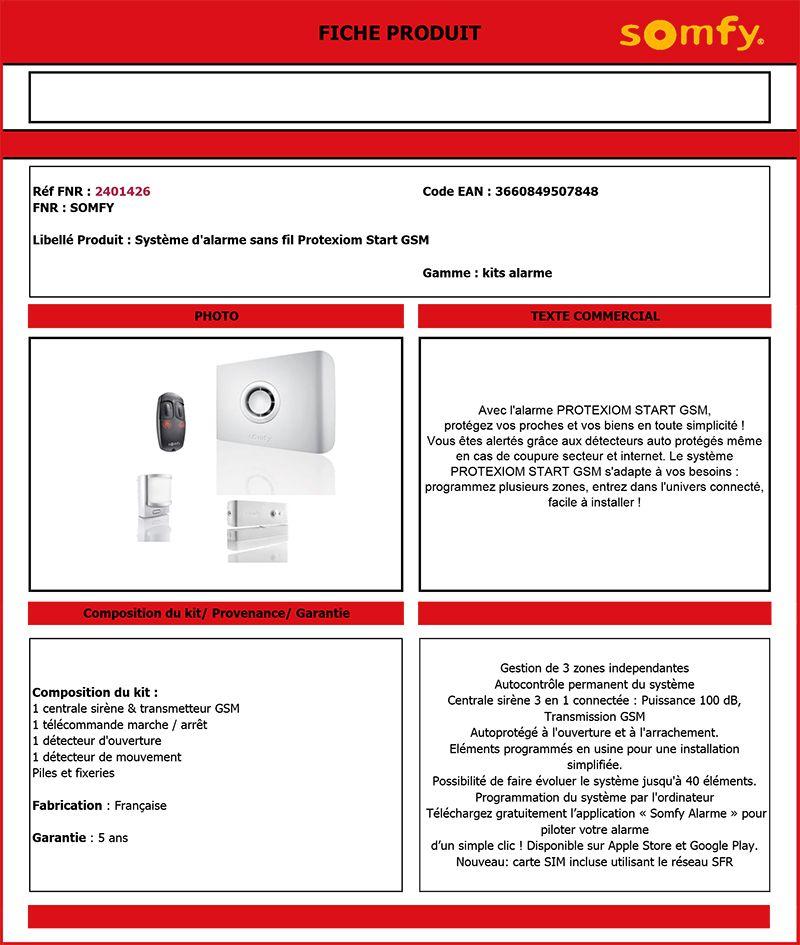 alarme maison sans fil sfr ventana blog. Black Bedroom Furniture Sets. Home Design Ideas