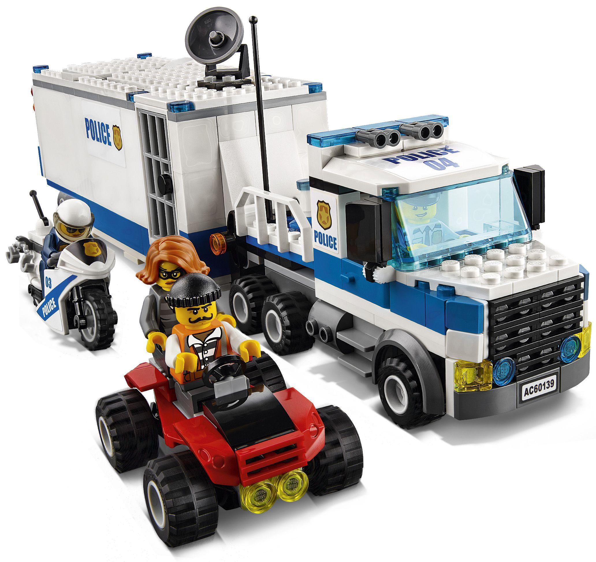Le 60139 Achat Poste Mobile Commande Lego® City De Vente mNw8nv0O