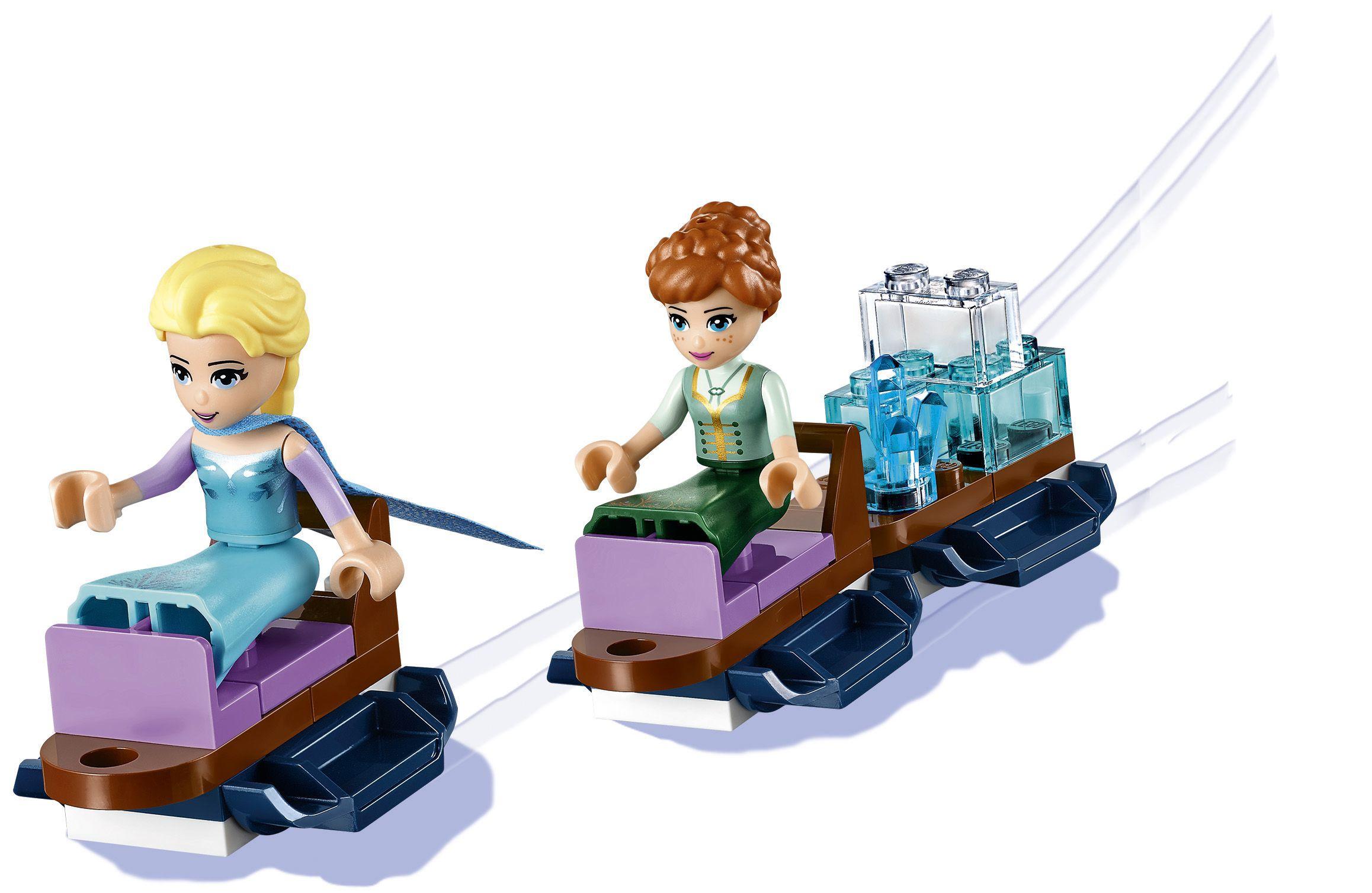 LEGO® La Reine Des Neiges 41148 Le Palais Des Glaces Magique D'Elsa