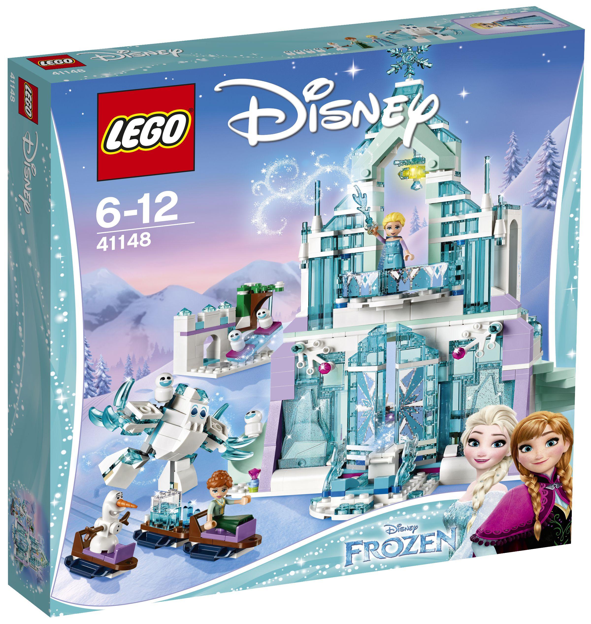et elsa 4 bonhommes de neige et guimauve construire retrouve aussi tous leurs accessoires le palais magique delsa mesure 31 cm de haut 30