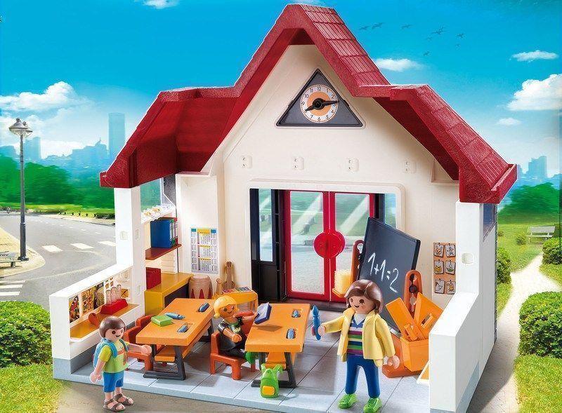 Playmobil 9266 9368 Maison Moderne 2 Boites 9266 9268 Achat