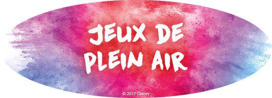 Jeux de plein air Disney Princesses