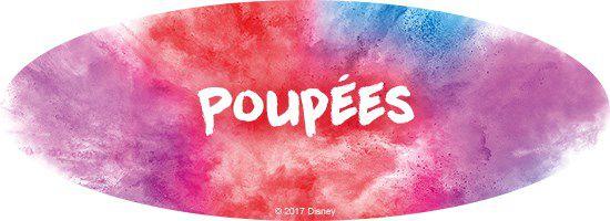 poupées Disney Princesses