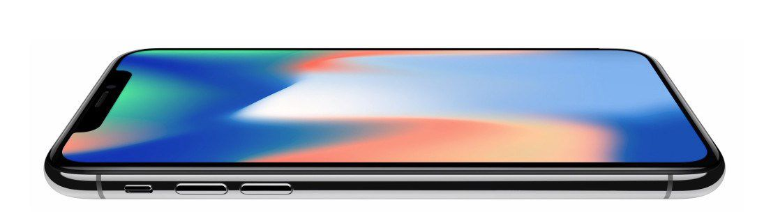 Technologie innovante iPhone X