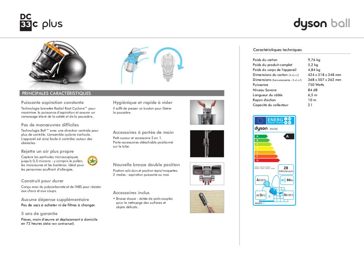 dyson DC33C allergy