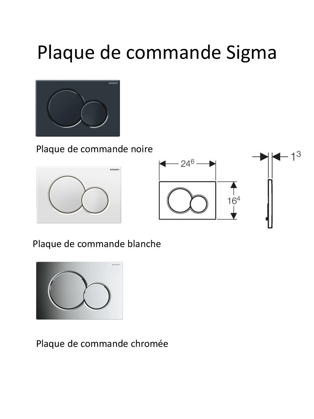 Wc Suspendu Grohe Dimension geberit pack wc suspendu complet avec plaque chromée