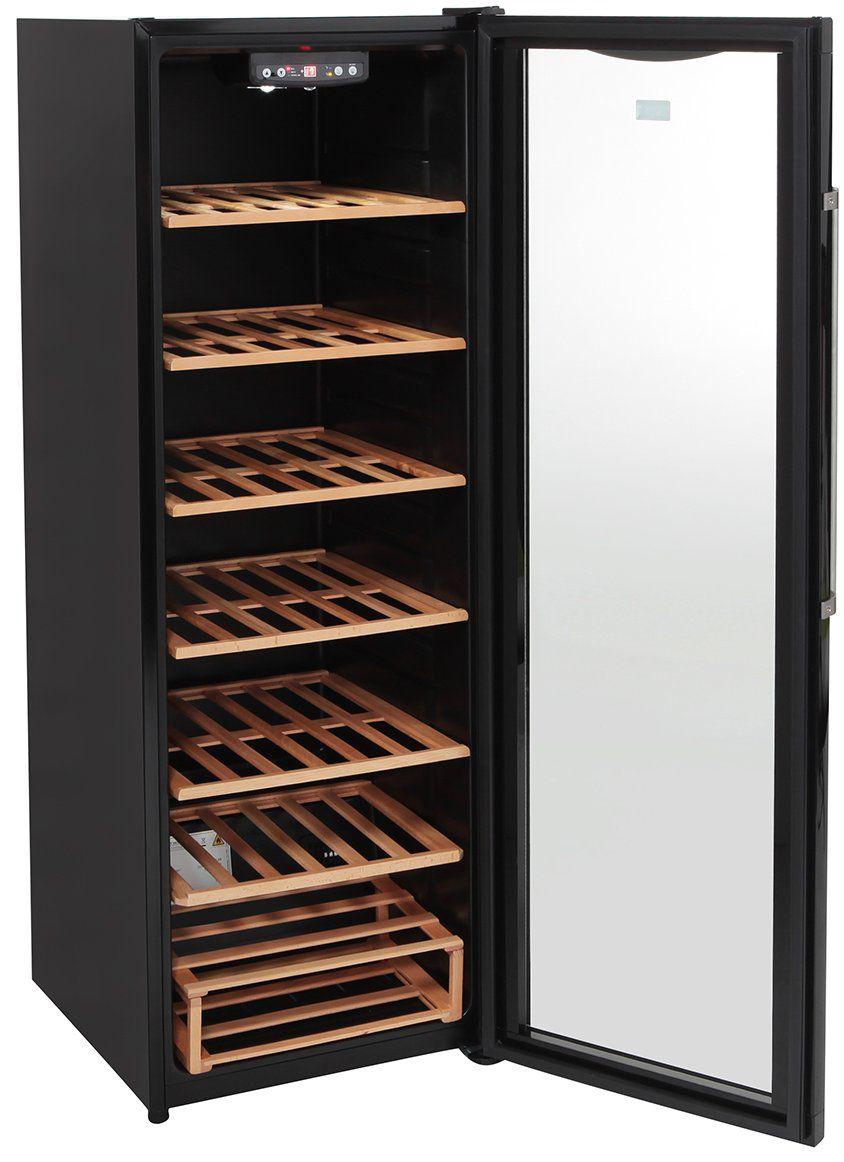 continental edison cecwc100 cave vin de conservation 100 bouteilles clayettes bois. Black Bedroom Furniture Sets. Home Design Ideas