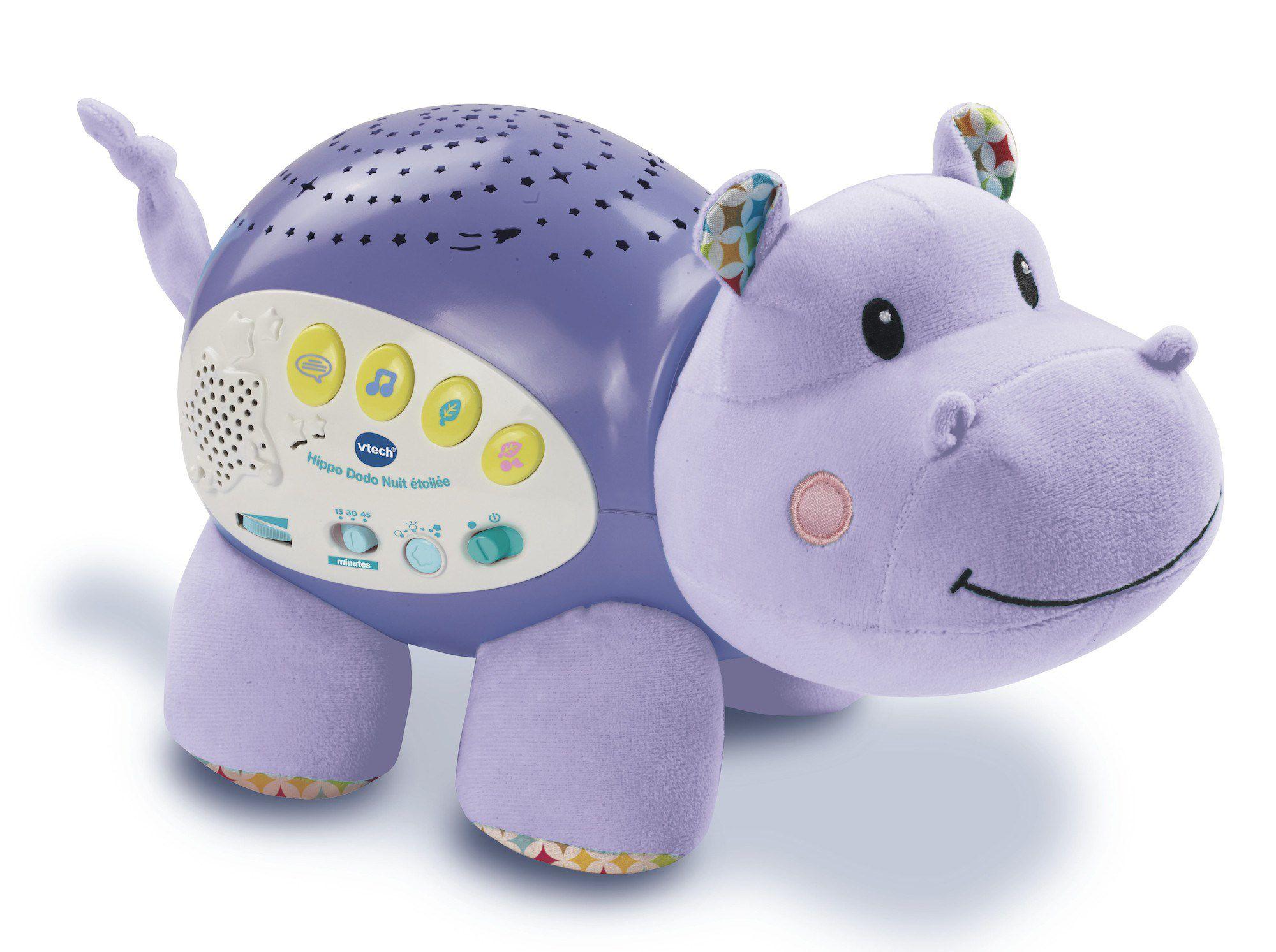 Veilleuse Hippopotame NEUF Cadeau Maestro