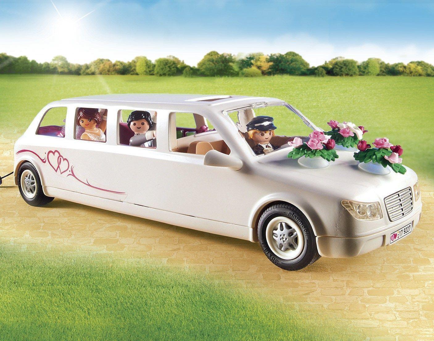 Et Mariés Achat Limousine 9227 Playmobil De City Life Couple j5R4ALq3