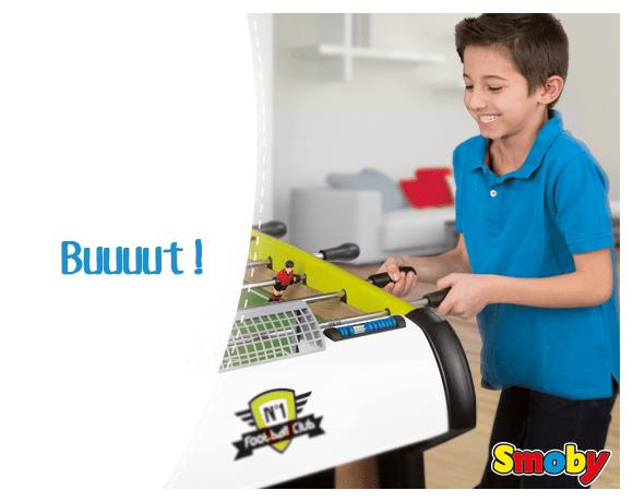 Babyfoot Ping Pong Billard Raquette Jouet Enfant
