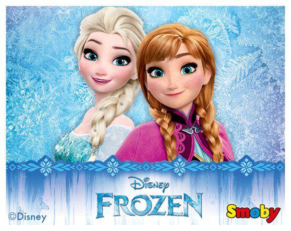 Frozen Reine des Neiges Elsa Disney