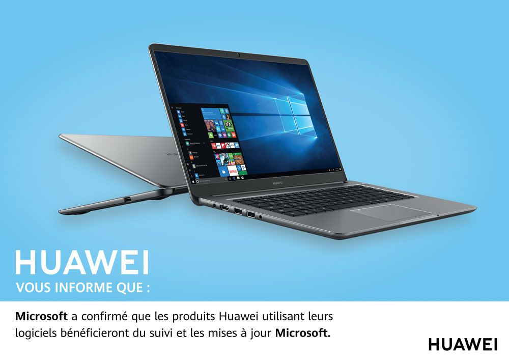 Ordinateur Portable - HUAWEI MateBook D - 14