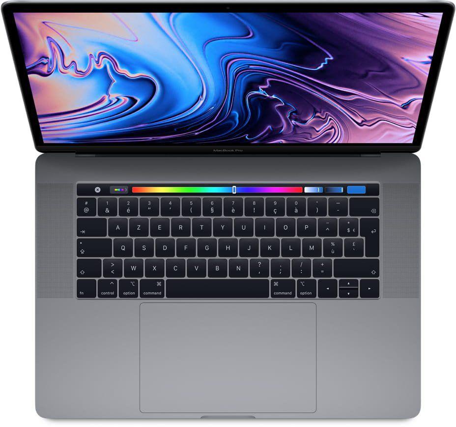 MacBook Pro 15 pouces avec Touch Bar