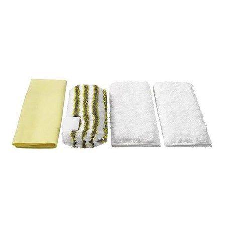 Set de nettoyage pour salle de bain vapeur