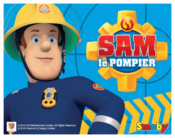 Sam le Pompier Pontypanday