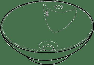Vasque bol