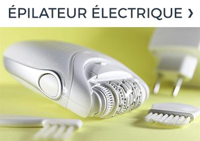 Epilateur électrique