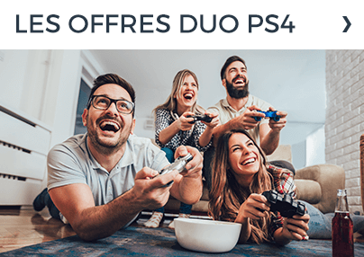 Offres Duo PS4