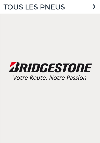 pneu bridgestone