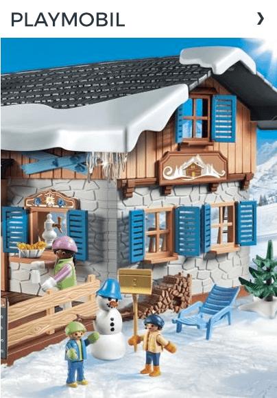 Cadeaux de Noel Playmobil