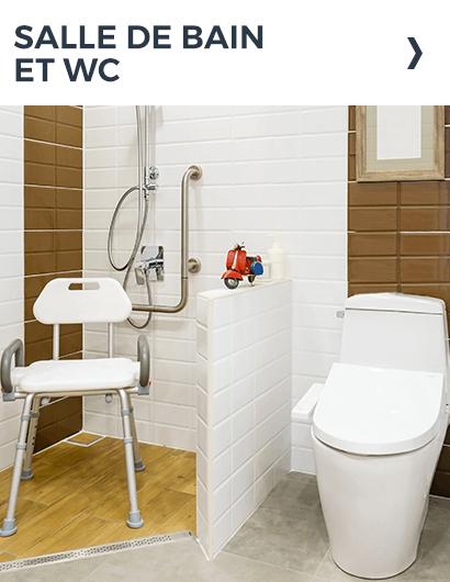 Sécurité Salle de bain