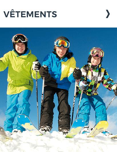 vêtements ski