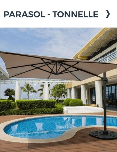 parasol tonnelle pergola