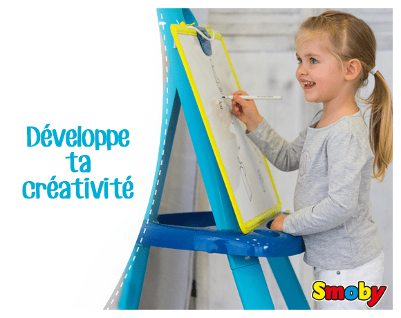 Ardoise Tableau Enfant Jouet Tampon Crayon Feutre