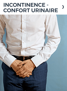 Incontinence - Confort urinaire