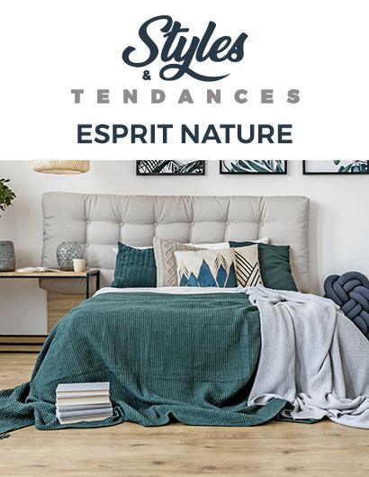 Tendance Esprit nature